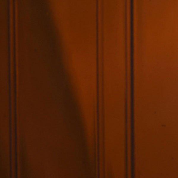 Bronze welding strip curtain