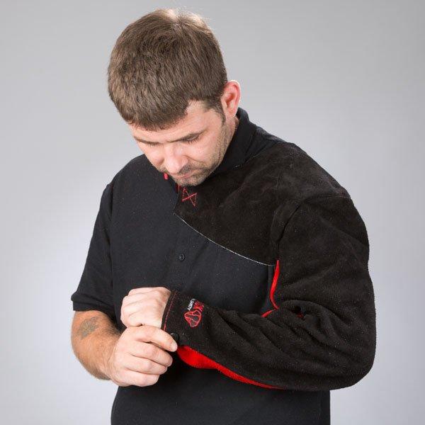 Code Black full length sleeve