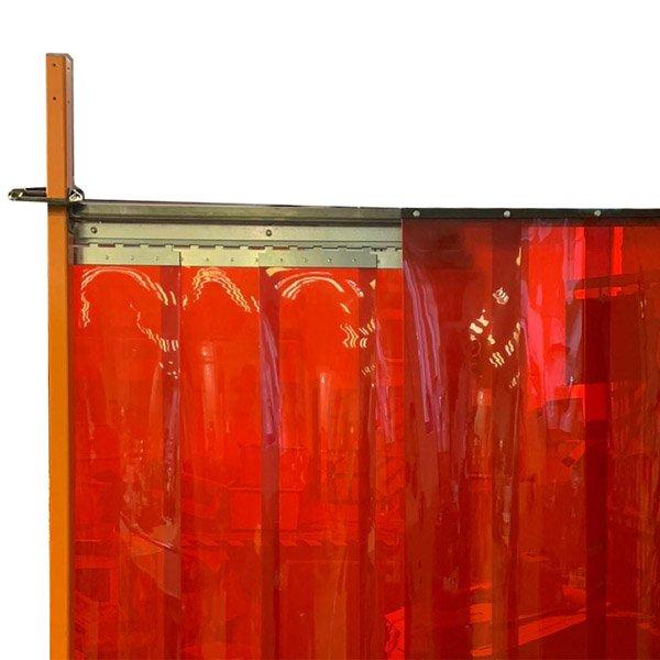 Sliding Welding Screen System