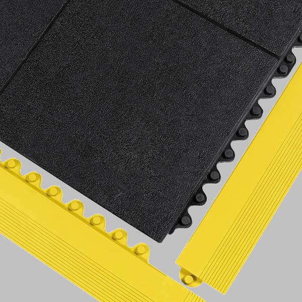 Modular anti-fatigue mats