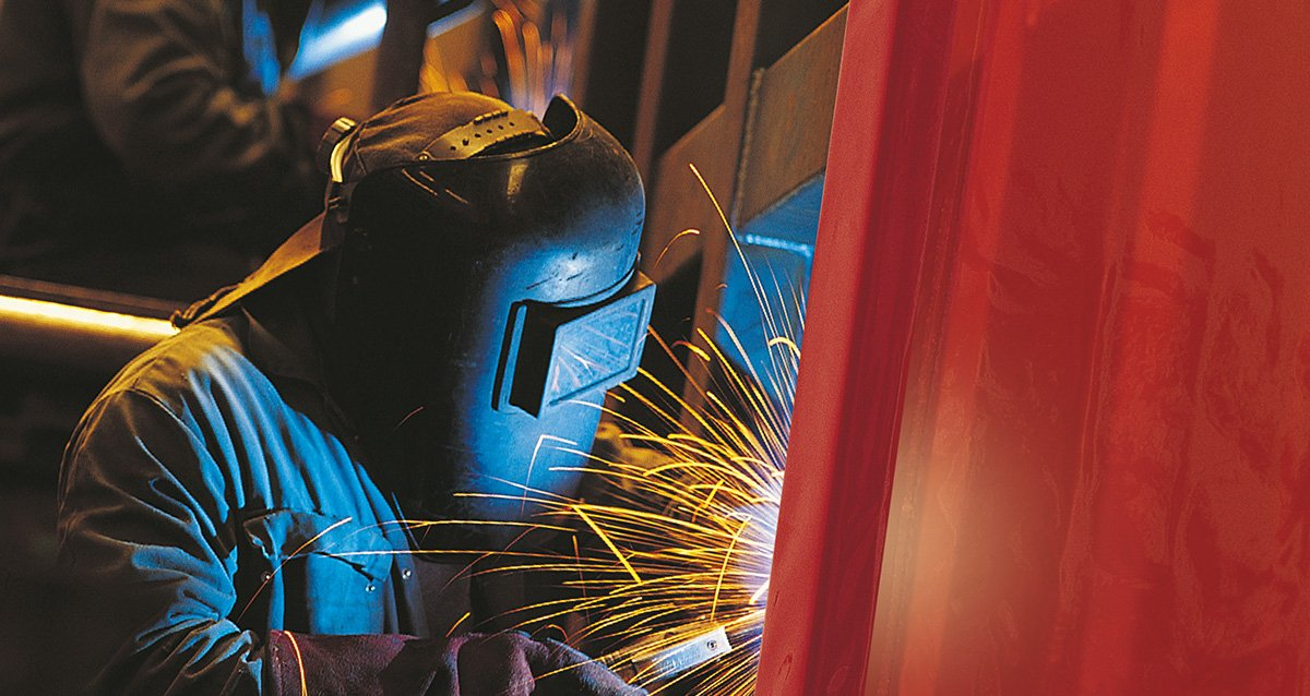 Safety Gear for Welding
