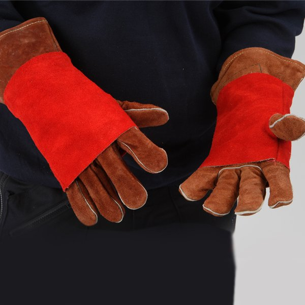 Tusker Leather glove protectors