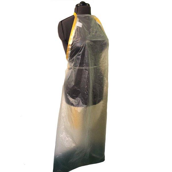 Disposable medical apron